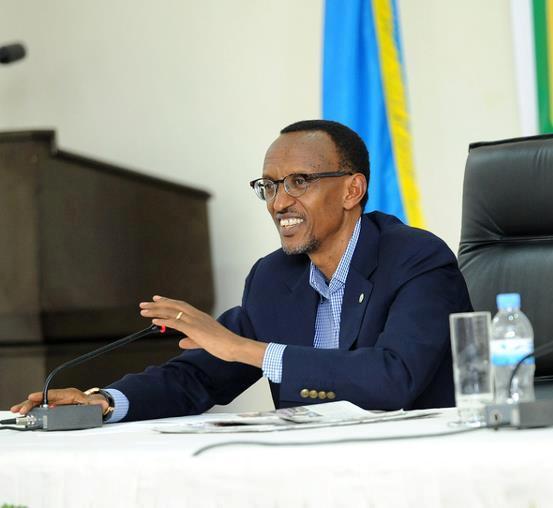 """""""Ibindi bihugu bikwiye kwigira ku Rwanda"""" – Perezida Kagame"""