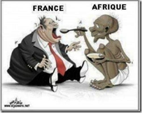 Afrique: la milliardaire mendiante