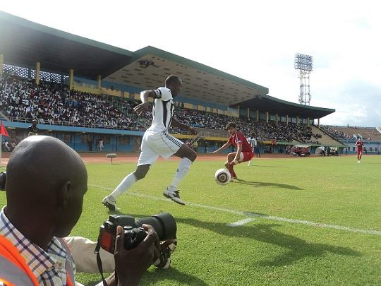 i Remera APR FC yananiwe gutsinda Etoile du Sahel yo muri Tunisia