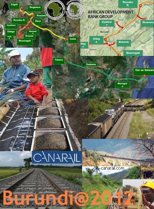 Burundi: Un chemin de fer de 197 km liant Musongati à Keza.