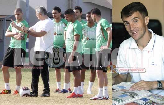 Sredojevic entraîneur du Rwanda : «L'Algérie d'Halilhodzic m'a impressionné !