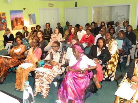 U Bubiligi : Diaspora Nyarwanda yijihije umunsi w'abagore