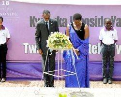 18ème Commémoration du Génocide contre les Tutsi au Rwanda