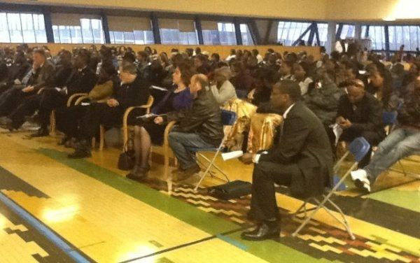 Abanyarwanda baba mu Bwongereza bibutse abazize Jenoside yakorewe Abatutsi