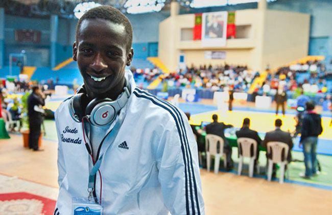 Sports : Fred Yannick Uwase, une première pour le Rwanda