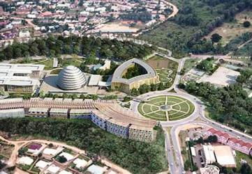 Kigali, la coquette capitale du Rwanda, s'est développée rapidement …