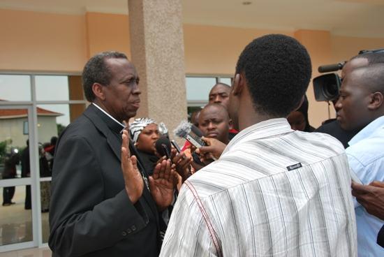 Rwanda : Leta ntivuga rumwe na Kiliziya Gatolika ku guhindura inyito za Diyoseze