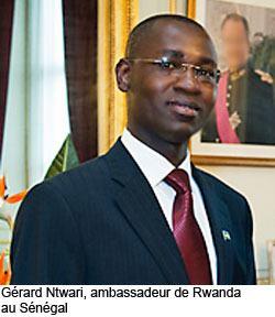 L'ambassadeur de Rwanda au Sénégal,  prône un ''rapatriement volontaire'' des Rwandais réfugiés au Sénégal