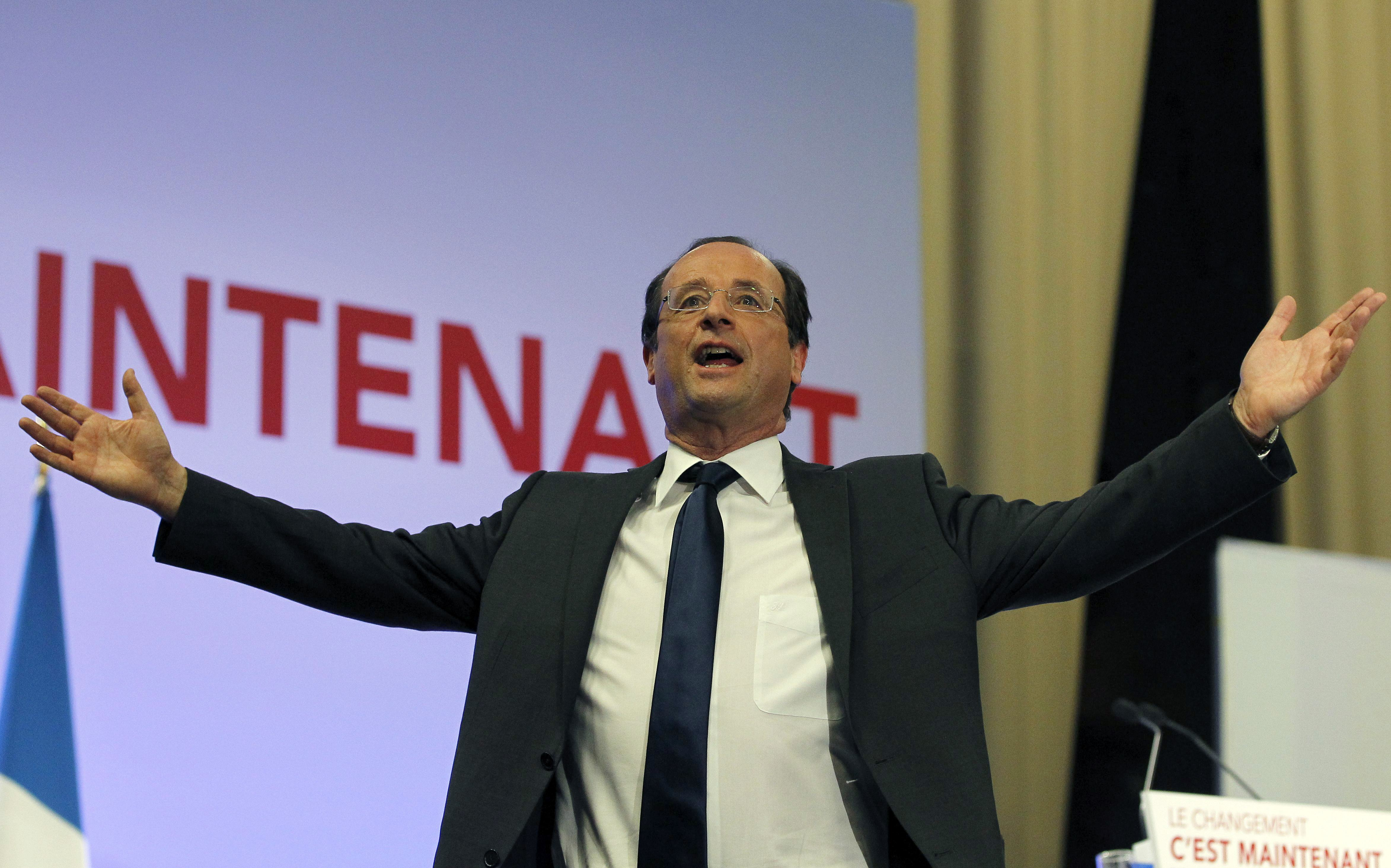 France : Pourquoi Hollande sera élu Président le 6 mai 2012
