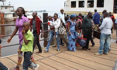 RDC – Rwanda : Impunzi z'abanyekongo zikabakaba 200 zahunze imirwano zerekeza mu Rwanda