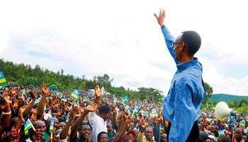 Rwanda – Paul Kagamé : «On ne bâtit pas une démocratie sur du sable»