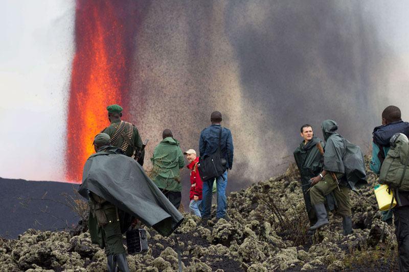RDC : Le parc des Virunga menacé par les pétroliers