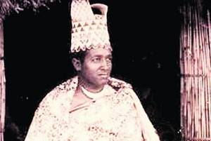 Le Burundi réclame le roi enterré à Meyrin