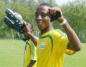 Rwanda : Vers le transfert d'un footballeur rwandais dans un club français