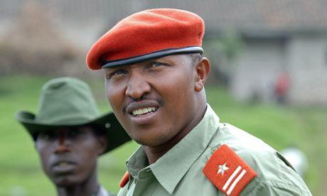RDC : Bosco Ntaganda yafashe imijyi ibiri ya DR Congo
