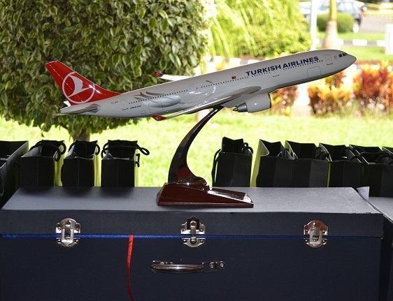 Turkish Airlines yatangije ingendo zayo mu Rwanda