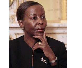 Icyo Louise Mushikiwabo avuga kuri Nkunda, Ntaganda na Juppé