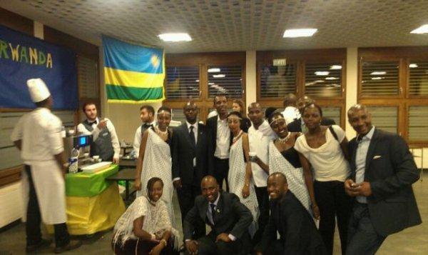 Diaspora : Abanyarwanda biga mu Busuwisi bahize abandi mu irushanwa ryo kumenyekanisha iby'iwabo