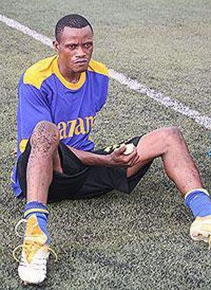 LE FOOT AFRICAIN  EN DEUIL Le Rwanda perd Patrick Mafisango