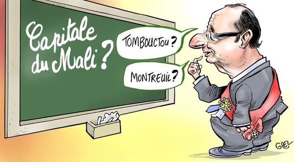 France : Hollande, une bonne nouvelle pour l'Afrique?
