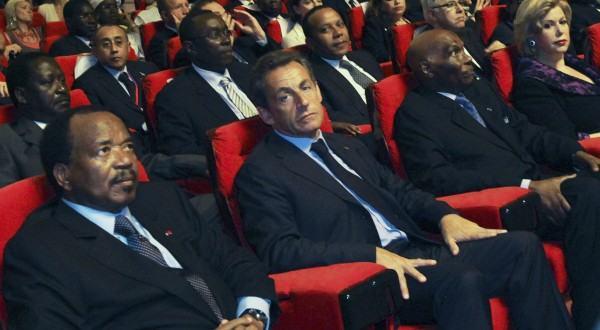 Petit dictionnaire de la Françafrique à l'usage du président français