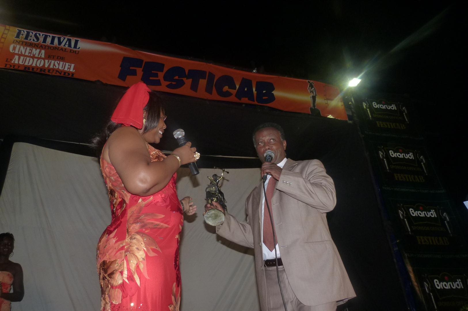 Burundi : La grande fête du cinéma prend fin au Burundi