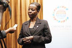 Louise Mushikiwabo : « La Monusco est totalement irresponsable »