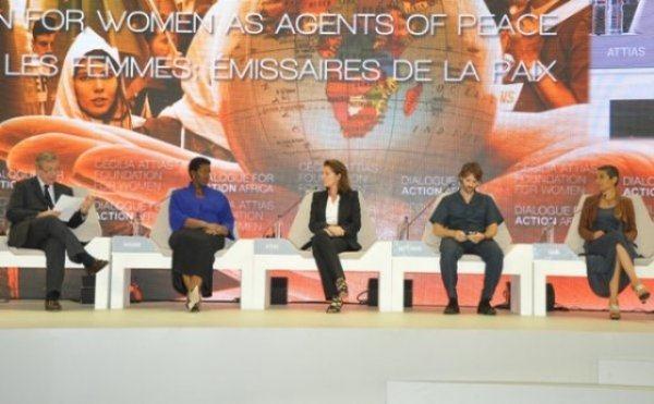 Jeannette Kagame à Libreville pour défendre la femme africaine