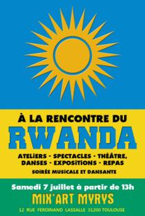 Toulouse : Abanyarwanda b'i Burayi bazasangira ibyiza by'umuco nyarwanda mu gitaramo