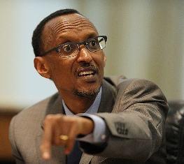 Paul Kagamé réfute toutes les accusations de soutiens aux mutins du Nord-Kivu.