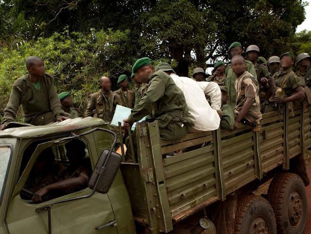 Nord-Kivu: le Rwanda et la RDC vérifient l'identité de 11 combattants aux mains de la Monusco