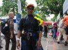 U Buholandi : Ambasaderi Uwanyiligira yitabiriye urugendo rw'ibirometero 160