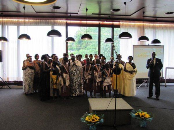 Mu Busuwisi bizihije ibirori by'isabukuru y'imyaka 50 u Rwanda rumaze rwigenga
