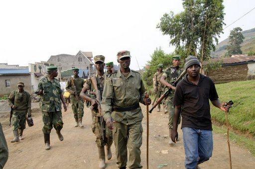 Le Rwanda met en doute l'identité de présumés mutins qu'il a refoulés