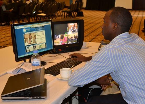 Umunyarwanda Germain Safari yashinze televiziyo