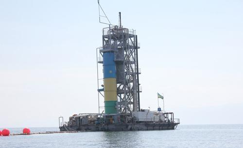 Une nouvelle usine à gaz le long du lac Kivu