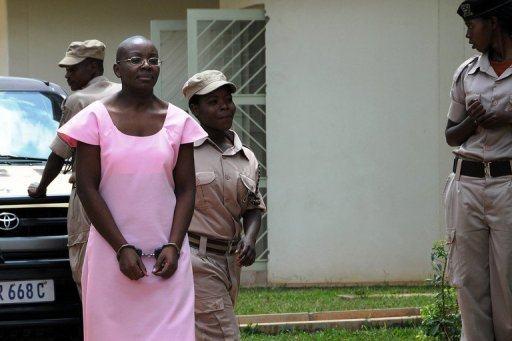 Rwanda: l'opposante Victoire Ingabire condamnée à huit ans de prison