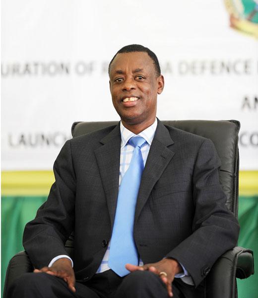 FDLR ont fait irruption au Rwanda comme des bandits- Gen. Kabarebe