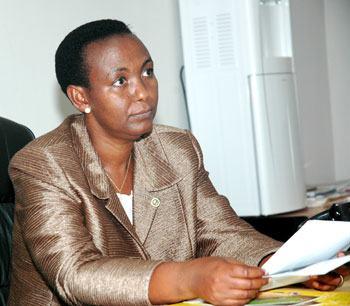 La Ministre de la Famille Aloysia Inyumba n'est plus