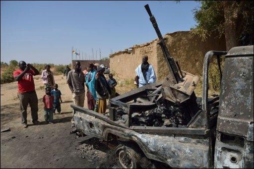 Les zones d'ombre de l'intervention française au Mali