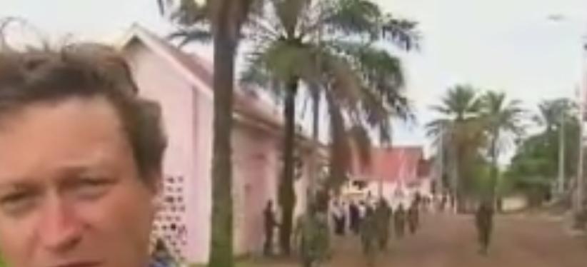 Les hélicoptères de la Monusco ont filmé l'entrée du M23 à Goma