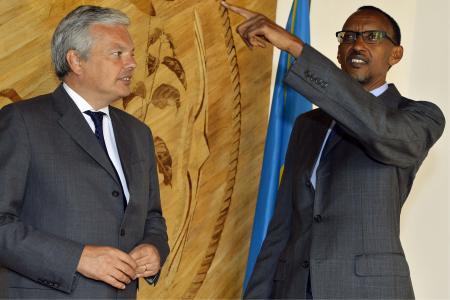 Bruxelles: 15 entreprises de  la mission économique iront  au Rwanda