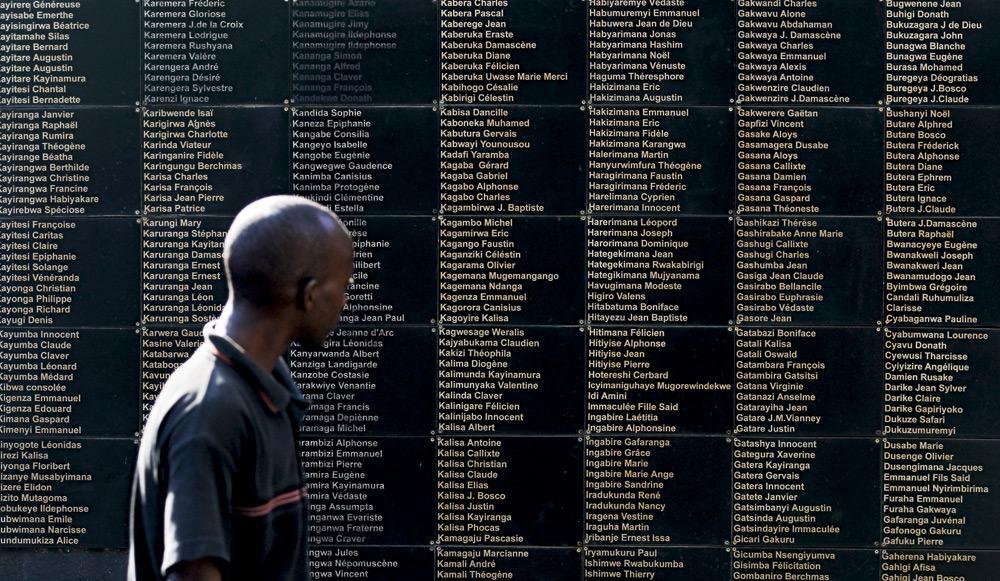 RWANDA: DES RESPONSABLES DU GÉNOCIDE SONT EN FRANCE