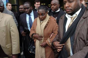 Attentat du 6 avril (Rwanda) : Barril laché par Agathe Habyarimana