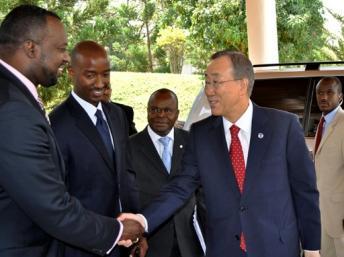 Rwanda: une présidence du Conseil de sécurité de l'ONU sur fond de tensions
