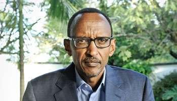 Paul Kagamé : «Le Rwanda n'a pas été fait pour moi»