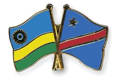 Visite d'une délégation du Sénat congolais au Rwanda