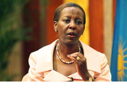 Les Ministres des Affaires Etrangères de la CEPGL à Bujumbura