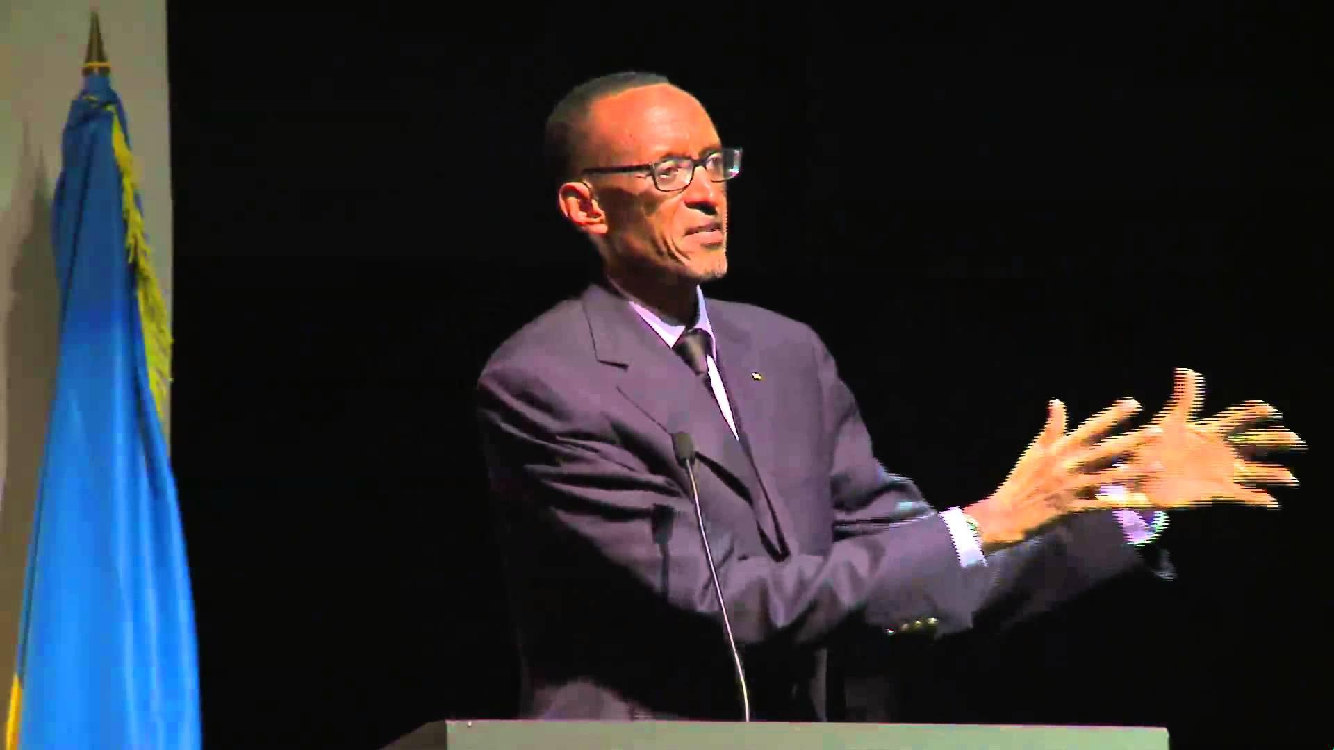 London : Perezida Kagame yahaye impanuro abitabiriye Rwanda Day