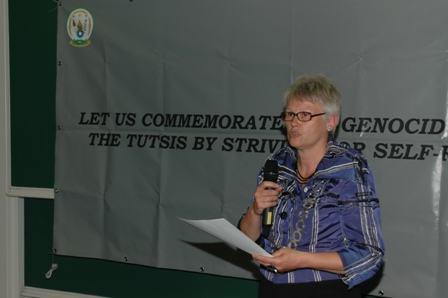 Les Rwandais de Hollande organisent les cérémonies de 19ème commémoration du génocide des Tutsi